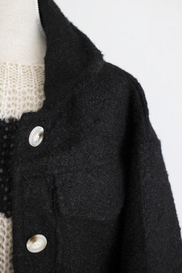 Jas dameskleding broek knitwear muts