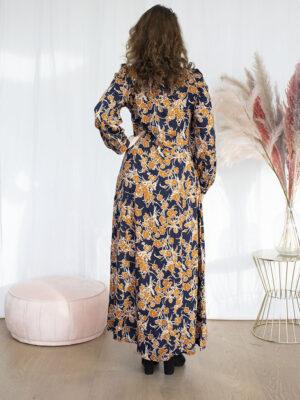 Lang kleed dameskleding online hemdsjurk