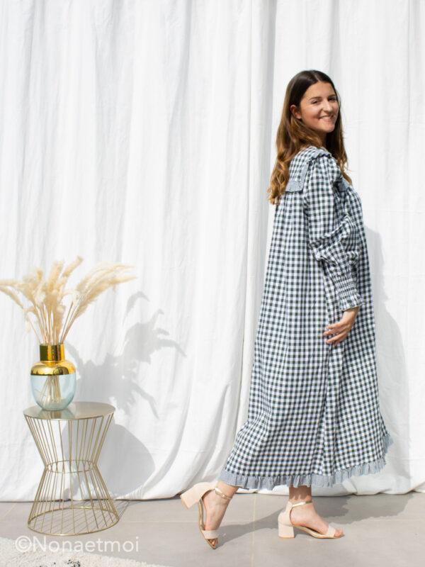 Knitwear lange jurken sandalen dameskledij Belgische webshop