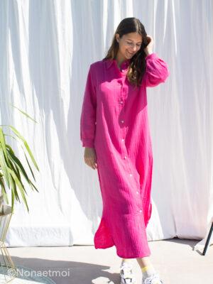 Knitwear lange jurken tetra sneakers dameskledij Belgische webshop
